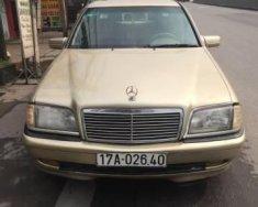 Bán Mercedes C200 2000, màu vàng cát giá 135 triệu tại Tp.HCM