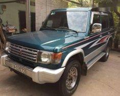 Bán Mitsubishi Pajero năm 1993, màu xanh dưa giá Giá thỏa thuận tại Tp.HCM