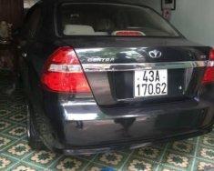 Cần bán gấp Daewoo Gentra 2006, màu đen giá 185 triệu tại Đà Nẵng