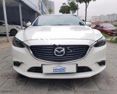 Cần bán xe Mazda 6 2.5AT đời 2017, màu trắng chính chủ giá 1 tỷ 36 tr tại Hà Nội