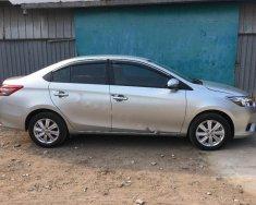 Cần bán lại xe Toyota Vios 2016, màu bạc, 465tr giá 465 triệu tại Tp.HCM