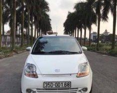 Bán Daewoo Matiz van sản xuất 2009, màu trắng  giá 115 triệu tại Ninh Bình
