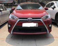 Bán Toyota Yaris 1.5G đời 2017, màu đỏ   giá 656 triệu tại Hà Nội