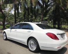Bán Mercedes S500 đời 2016, màu trắng giá 4 tỷ 690 tr tại Tp.HCM