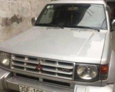 Cần bán xe Mitsubishi Pajero đời 2004, màu bạc chính chủ giá 195 triệu tại Hà Nội