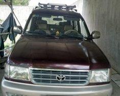 Bán Toyota Zace DX đời 2002, màu đỏ giá cạnh tranh giá 210 triệu tại Tp.HCM