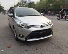 Bán Toyota Vios G đời 2016, màu bạc chính chủ, 545 triệu giá 545 triệu tại Hà Nội