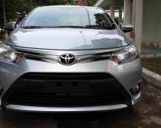 Cần bán Toyota Vios 1.5E đời 2018, màu bạc, giá chỉ 488 triệu và nhiều khuyến mại phụ kiện và tiền mặt đi kèm giá 488 triệu tại Hà Nội