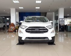 Bán xe Ford Ecosport Titanium 1.5L 2018, màu trắng mới 100%, hỗ trợ trả góp, bảo hành 03 năm giá 648 triệu tại Hà Nội