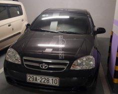 Bán Daewoo Lacetti EX sản xuất 2011, màu đen, 250 triệu giá 250 triệu tại Hà Nội