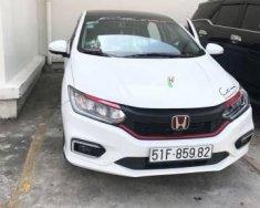 Bán Honda City đời 2017, màu trắng còn mới giá 620 triệu tại Tp.HCM
