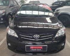 Bán Toyota Corolla altis đời 2014, màu đen xe gia đình giá 600 triệu tại Tp.HCM