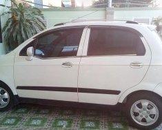 Chevrolet Spark LT 2010, màu trắng, xe nhà giá 130 triệu tại Đắk Lắk
