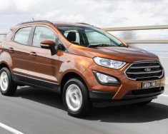 Ford EcoSport hoàn toàn mới 2018, đủ màu, giao ngay toàn quốc, trả trước thấp giá 648 triệu tại BR-Vũng Tàu