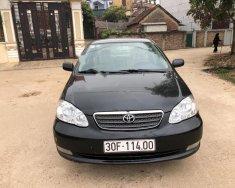 Bán xe Toyota Corolla altis sản xuất năm 2004, màu đen, giá 272tr giá 272 triệu tại Hà Nội