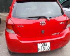Bán Toyota Yaris đời 2010, màu đỏ, nhập khẩu  giá 400 triệu tại Hà Nội