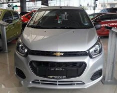 Bán xe Chevrolet Spark năm sản xuất 2018, màu bạc giá Giá thỏa thuận tại Phú Thọ