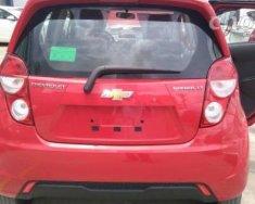 Bán Chevrolet Spark 1.2L sản xuất 2017, màu đỏ, giá 359tr giá 359 triệu tại Tp.HCM