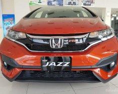 Honda Jazz RS năm 2018, màu cam, xe nhập-0966108885 Honda Ôtô Bắc Ninh  giá 619 triệu tại Bắc Ninh