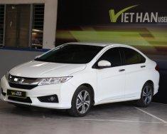 Bán ô tô Honda City 1.5CVT sx 2016, trắng, giá 548tr, 14.000km giá 548 triệu tại Tp.HCM