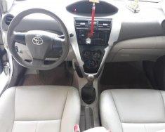 Cần bán gấp Toyota Vios 1.5E năm 2013, màu bạc   giá 425 triệu tại An Giang