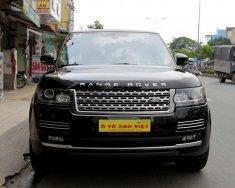 Cần bán xe LandRover Range Rover Autobiography 5.0 4 ghế, đời 2014, màu đen, nhập khẩu giá 7 tỷ 200 tr tại Tp.HCM