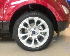 Bán xe Ford Ecosport Titanium 2018 phiên bản mới, giá 645 triệu, vay 80% lãi suất 0.68%/tháng cố định 3 năm giá 648 triệu tại Tp.HCM