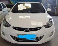 Bán xe Hyundai Elantra 1.8AT năm sản xuất 2013, màu trắng, giá chỉ 528 triệu giá 528 triệu tại Tp.HCM