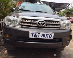 Cần bán lại xe Toyota Fortuner đời 2009, màu xám, giá tốt giá 605 triệu tại Hà Nội