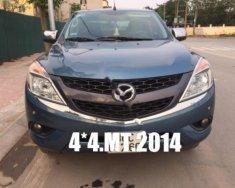 Bán Mazda BT 50 đời 2014, màu xanh lam, xe nhập số sàn giá 485 triệu tại Hà Nội