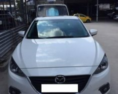Bán ô tô Mazda 3 1.5AT đời 2015, màu trắng xe gia đình giá 618 triệu tại Tp.HCM