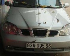 Cần bán xe Daewoo Lacetti năm 2005, màu trắng chính chủ, giá tốt giá 160 triệu tại Bình Phước