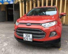 Bán gấp Ford EcoSport năm 2016, màu đỏ như mới giá 530 triệu tại Hà Nội