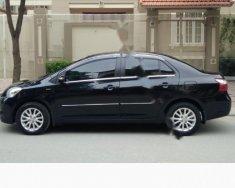 Bán ô tô Toyota Vios đời 2010, màu đen giá cạnh tranh giá 285 triệu tại Hà Nội