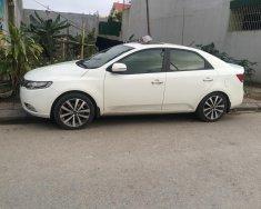 Cần bán Kia Forte S AT 2013, màu trắng, bản full giá 509 triệu tại Hà Nội