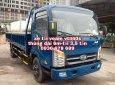 Xe tải Veam Vt340s, thùng dài 6m1, động cơ Hyundai, tải trọng 3,5 tấn