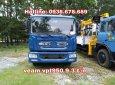 Bán xe tải Veam VPT950 9.5 tấn, thùng dài7.6m, máy cummins 180ps