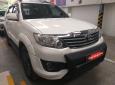 Cần bán gấp Toyota Fortuner TRD đời 2015, màu trắng, số tự động, giá tốt