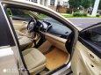 Cần bán gấp Toyota Vios 1.5E đời 2016, màu vàng, chính chủ, giá tốt