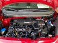 Xe Kia Morning sản xuất năm 2016, màu đỏ, giá 319tr