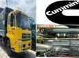 Xe tải Dongfeng 8 tấn thùng dài 9.5m chuyên chở linh kiện điện tử giá rẻ tại Bình Dương