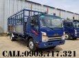 Công ty bán xe tải Jac 6T5, xe tải Jac N650 Plus thùng bạt dài 6m2 máy Cummin giá tốt