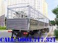 Xe tải DongFeng 8 tấn Euro 5 B180 Hoàng Huy nhập khẩu thùng bạt 9m5