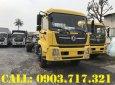 Đại lý chính thức chuyên bán xe tải Dongfeng Hoàng Huy 8 tấn B180 mới Euro 5