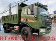 Bán xe ben DongFeng Trường Giang 8T75