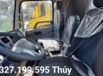 Bán xe Dongfeng 8 tấn 15 thùng 9m5 động cơ mạnh 2021