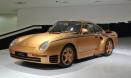 """Porsche 959 dát vàng """"hàng hiếm"""" thuộc sở hữu của hoàng tộc Qatar"""