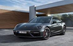 Đánh giá xe Porsche Panamera Turbo 2017: Thiết lập chuẩn mực mới