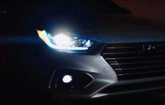 Hyundai Accent 2018 chuẩn bị ra mắt