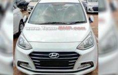 Hé lộ Hyundai Grand i10 sedan bản facelift ở Ấn Độ
